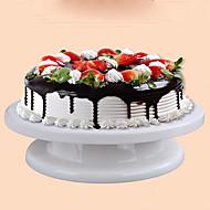billige Bakeredskap-Dreiebrett Kake Plast Økovennlig GDS Høsttakkefest Valentinsdag Nyttår Påske Bursdag Bryllup Jul Høy kvalitet Halloween Ferie Non-Stick