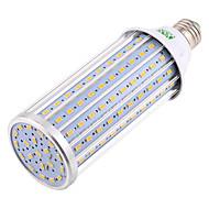 billige Kornpærer med LED-YWXLIGHT® 1pc 60W 5900-6000 lm E26/E27 LED-kornpærer T 160 leds SMD 5730 Dekorativ LED Lys Varm hvit Naturlig hvit AC 85-265V