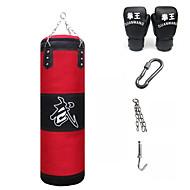 Kleiderbügel Boxsack Abnehmbarer Kettenriemen Boxhandschuhe Taekwondo Boxen Sanda Muay Thai Karate Boxsport Langlebig Einstellbare