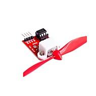 L9110 ventilatormotorregelmodule met propeller voor arduino firefighting robot design