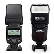 meike mk-930 ii lcd gn58ソニーmiホットシューカメラa7 a7s a7 ii a7r ii a7s ii a63s a6000のフラッシュスピードライト