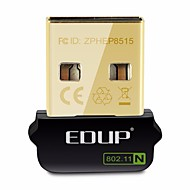 Edup usb adaptor wireless wifi 150mbps card de rețea wirelee ep-n8508gs