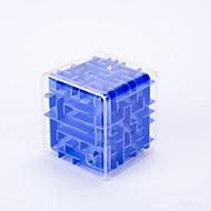 Zauberwürfel Glatte Geschwindigkeits-Würfel Scrub Aufkleber Einstellbare Feder Magische Würfel Bildungsspielsachen Labyrinth & Puzzles