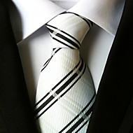 olcso Férfi kiegészítők-Férfi Csíkos Nyakbavaló Csíkos - Nyakkendő