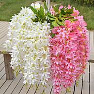 5heads / şube plastik mor masaüstü çiçek yapay çiçekler