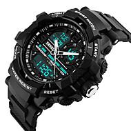 tanie Inteligentne zegarki-Inteligentny zegarek Wodoszczelny Wielofunkcyjne Stoper Budzik Chronograf Kalendarz Trzy strefy czasowe Other Nie Slot karty SIM