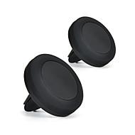 billiga Mobil cases & Skärmskydd-Magnetisk bilmonterad telefonhållare kawell luftventil magnetisk universell bilhållare för smartphones, inklusive iphone 7 (2 pack)
