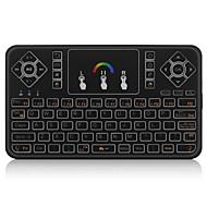 Q9 Air Mouse Mini 2,4 GHz trådløs Trådløst Air Mouse Til Windows XP / Android / Windows