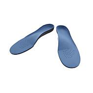 billige Såler & Indlæg-2stk Shock Absorption ortopædteknisk Den skærbare indersål tilføjer en støddæmpende effekt til dine sportssko og hjælper din fod til at