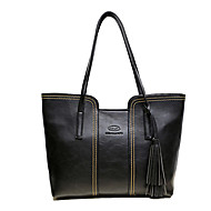 Women's Bags PU for Black Gray Brown