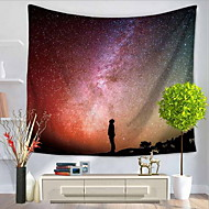 Wall Decor 100% polyester Se vzorem Wall Art,1