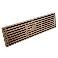 お買い得  排水口カバー-排水口金具 古風 真鍮 1枚 - ホテルバス