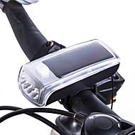 Lumini de Bicicletă LED Ciclism Reîncărcabil USB Lumeni Solar Alb natural Exterior