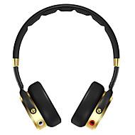 billiga Headsets och hörlurar-Xiaomi På örat / Headband Kabel Hörlurar Plast Mobiltelefon Hörlur Ljudisolerande / mikrofon / Med volymkontroll headset