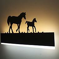 baratos -16 Led Integrado LED Característica for LED Lâmpada Incluída,Luz Ambiente Luz de parede