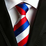 Férfi Csíkos Minden évszak Nyakbavaló Nyakkendő