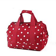 Women Bags All Seasons Oxford Cloth Travel Bag for Casual Outdoor Blue Black Red Purple