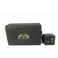 Tk104 carro gps rastreador de rastreamento de alarme por satélite gps rastreador vedação móvel vibração aceleração alarme