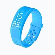 tanie Inteligentne zegarki-Inteligentna bransoletkaWodoszczelny Długi czas czuwania Spalone kalorie Krokomierze Rejestr ćwiczeń Sportowy Wielofunkcyjne Informacje