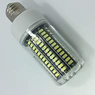 15W E27 LED-kornpærer T 138 leds SMD 5733 Mulighet for demping Dekorativ Varm hvit Hvit 1300lm 2700-6500K AC 220-240V