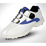 Pantofi de Golf Bărbați Golf Sport exterior Performanță Practică Sporturi de Agrement Stil Artistic Stl Piele Naturală Full-grain Cauciuc