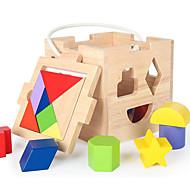 Stavební bloky Pro šikovné ručičky za dárky Stavební bloky 1-3 let 3-6 let Hračky