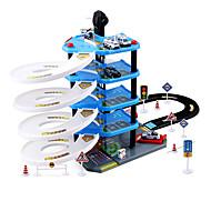 Legetøjsbiler Marmorkuglebaner Legetøj 3D Plastik Træ Børne Drenge Stk.