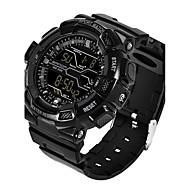 Miesten Urheilukello Armeijakello Smart Watch Muotikello Rannekello Digitaalinen Kalenteri LED Fitness-rannekkeet Sekuntikello Itsestään