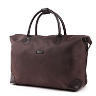 Unisex Bags All Seasons Oxford Cloth Travel Bag for Casual Outdoor Black Brown