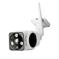 billige IP-kameraer-Veskys® utendørs vanntett 180 graders 2.0mp panoramisk fisheye vr trådløs sikkerhet ip kamera