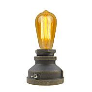 billige -metallic Antikk Kunstnerisk Kreativ Originale Dekorativ Bordlampe Til Metall 110-120V 220-240V