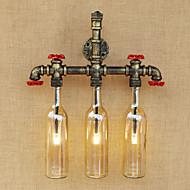 AC 220-240 9 G4 LED Vintage Kantri Antiikkipronssi Ominaisuus for LED Lamppu sisältyy hintaan,Ympäröivä valo Wall Light