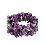 Dame Charm-armbånd Krystal Vintage Krystal Cirkelformet Smykker Hverdag Kostume smykker
