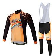 Dugih rukava Biciklistička majica s tregericama Bicikl Kompleti odjeće, Quick dry