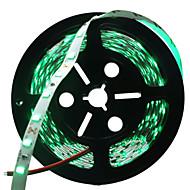 お買い得  LEDストリップライト-HKV 300 LED グリーン ブルー レッド カット可能 ノンテープ・タイプ DC 12V