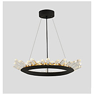 cheap Ceiling Lights-Modern contracted sitting room lamp droplight circular office of creative personality dining-room lamp art lamp led lamps and lanterns of translation