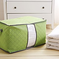 1Pcs 60*42*36Cm Quilt Storage Bags Oxford Luggage Bags Home Storage Organizer Waterproof Floding Wardrobe Clothes Storage Bags