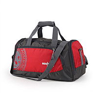 Unisex Bags All Seasons Oxford Cloth Travel Bag for Casual Sports Outdoor Blue Black Red Clover