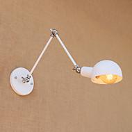 AC 220-240 110-120 60 E26/E27 Vintage Zemlja Painting svojstvo for Mini Style,Ambijentalno svjetlo zidna svjetiljka