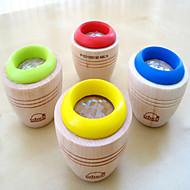 Montessori - pædagogisk legetøj Kaleidoskop Legetøj Mini Uddannelse Cylinder-formet Træ Naturlig Træ Stk. Børne Gave