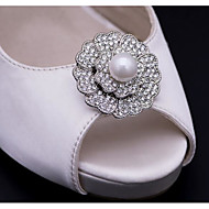 billige Dekorative Detaljer-2stk Legering Dekorative detaljer Dame Sommer Bryllup Afslappet Ferierejse Guld Sølv