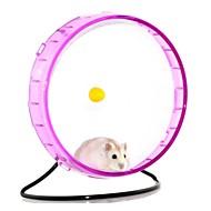 ieftine Küçük Hayvan Giyim ve Aksesuarları-Rozătoare Hamster Silicon Roți Exercițiu Mov Galben Fucsia Verde Albastru