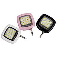 1 ks ywxlight® led blesk naplnění světlo iphone smartphone přenosný mobilní telefon dobíjecí