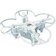RC Дрон FQ777 124+ 4 канала 6 Oси 2.4G Квадкоптер на пульте управления Светодиодные фонарики / Возврат Oдной Kнопкой / Прямое Yправление Квадкоптер Hа пульте Yправления / Пульт Yправления / USB кабель