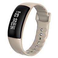 billige -Smart armbånd YYA69 til iOS / Android / iPhone Pulsmåler / Blodtrykksmåling / Kalorier brent / Lang Standby / Håndfri bruk Pulse Tracker / Stopur / Pedometer / Aktivitetsmonitor / Søvnmonitor