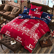 cheap Quilts & Coverlets-Comfortable 1pc Duvet Cover Flags