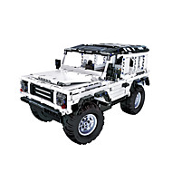 ブロックおもちゃ ラジオコントロール 知育玩具 おもちゃ 車載 DIY 子供用 小品