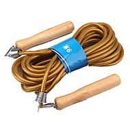 baratos Equipamentos & Acessórios Fitness-Pular corda / corda de salto Com Plásticos Portátil, Velocidade, anti derrapante Crossfit, Perda de peso, Treinamento, Calorias Queimadas Para Unisexo Boxe / Exercício e Atividade Física / Ginástica