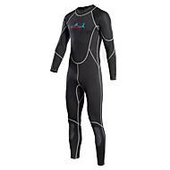 hesapli Blue Dive®-Bluedive Erkek Unisex 2mm Full Dalış Elbisesi Sıcak Tutma Hızlı Kuruma Miękki Tam Kaplama Güneş Kremi YKK Zipper Naylon Neoprene Dalgıç