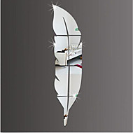 Vormen Muurstickers Spiegel muurstickers Decoratieve Muurstickers,Acryl Materiaal Huisdecoratie Muursticker
